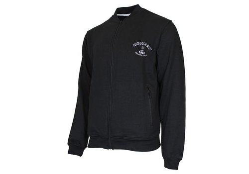 Donnay Sweater met hele rits - Zwart