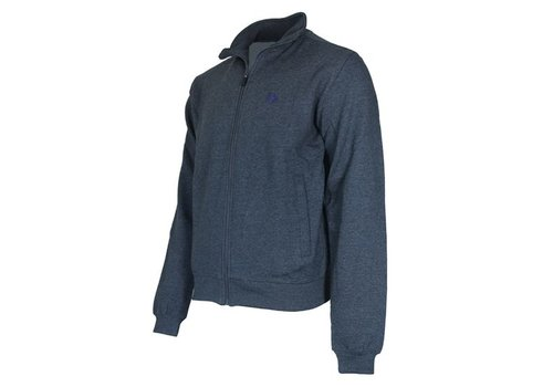Donnay Donnay vest - Donker blauw gemêleerd - NIEUW