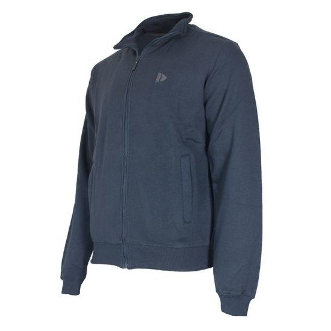 Donnay Heren - Vest met kraag Bryan - Donkerblauw