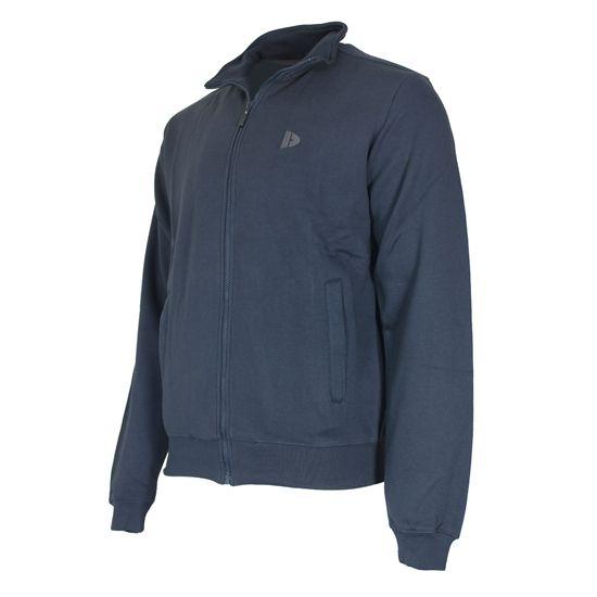 Donnay Donnay Heren - Vest met kraag Bryan - Donkerblauw