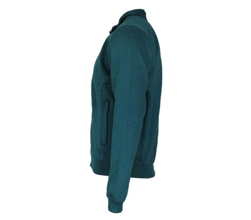 Donnay Sweater met hele rits - Groen - NIEUW
