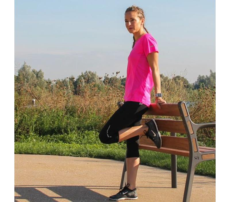 Donnay Hardlooplegging driekwart – Dames