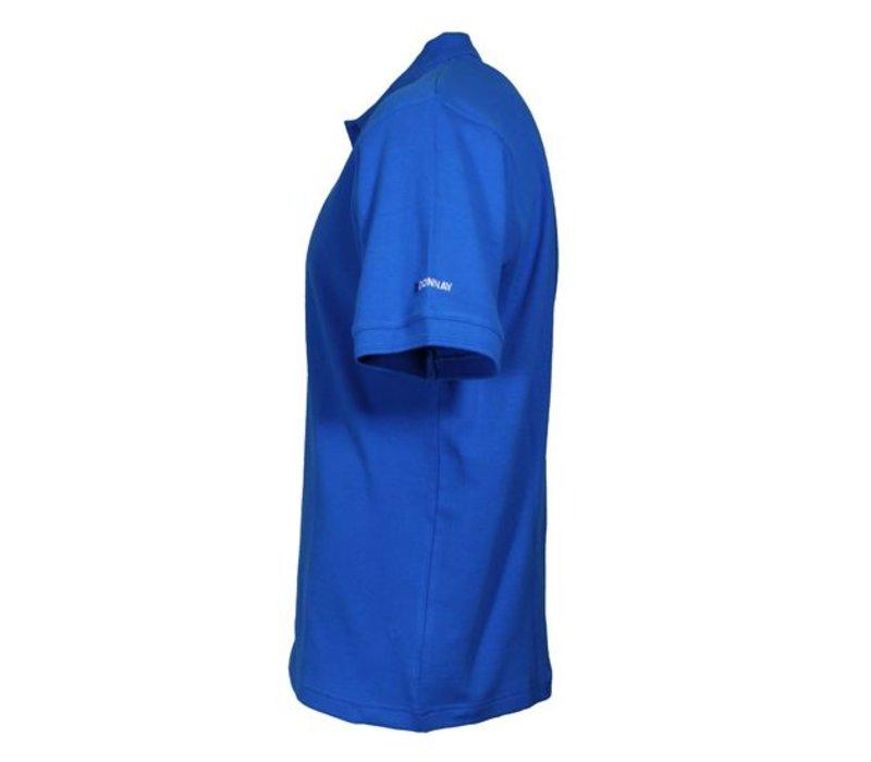Donnay Polo pique shirt - Cobalt