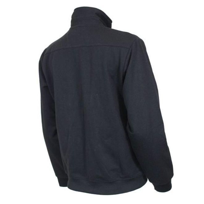 Donnay Dames - Vest met kraag Fay - Zwart