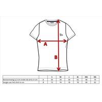 Donnay T-Shirt Vince - Lichtgrijs