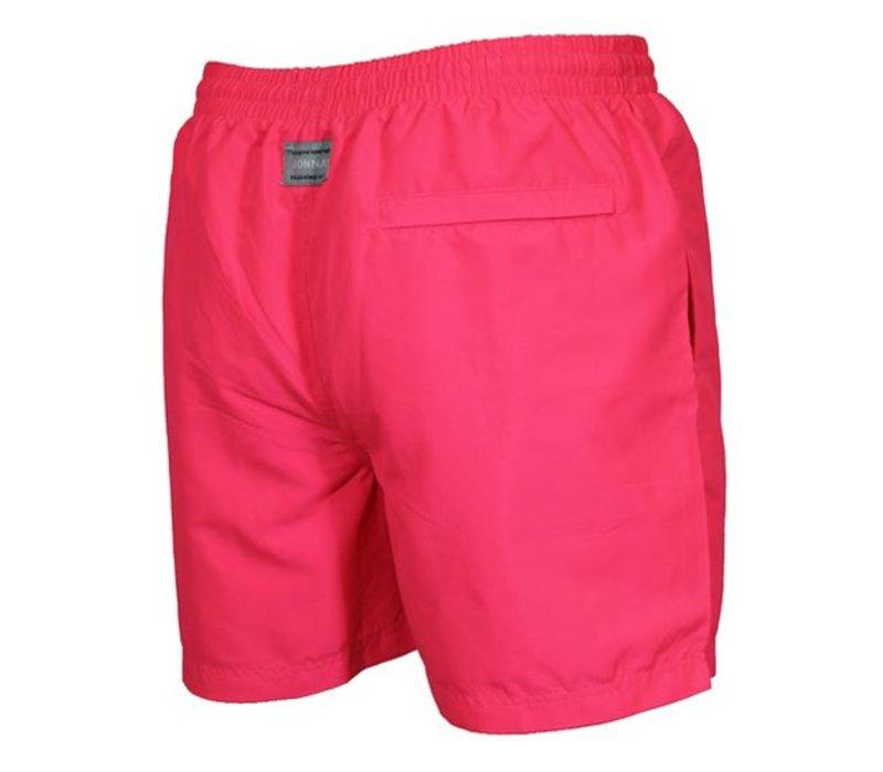 Donnay kort Sport/zwemshort Toon - Fluo Pink