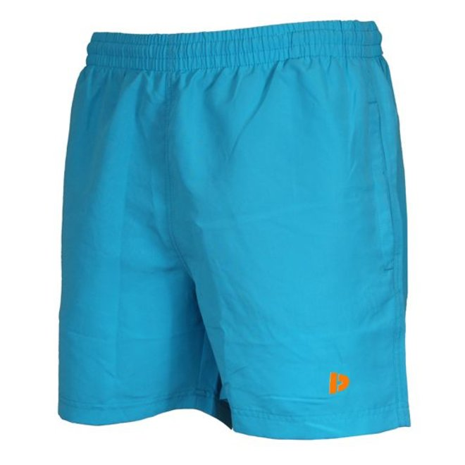 Donnay Heren - Kort Sport/zwemshort Toon- Sea Blue