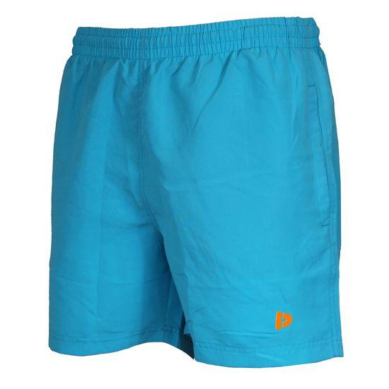 Donnay Donnay Heren - Kort Sport/zwemshort Toon- Sea Blue