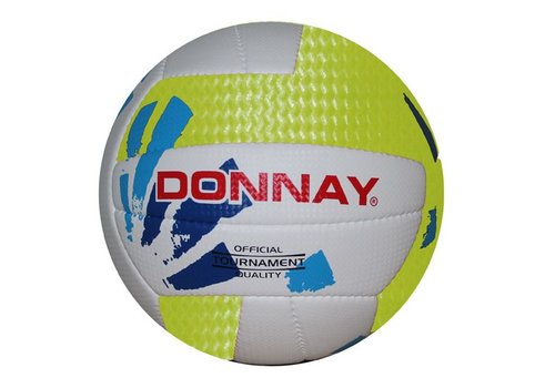 Donnay Donnay Beach volleybal - Wit/Lime