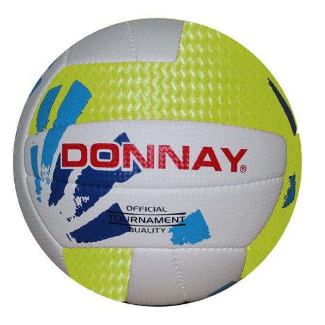 Donnay Beach volleybal - Geel/wit