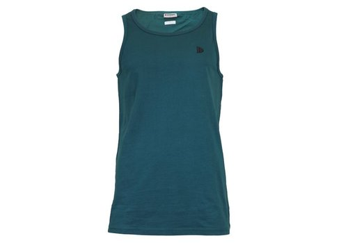 Donnay Donnay Singlet James - Donkergroen