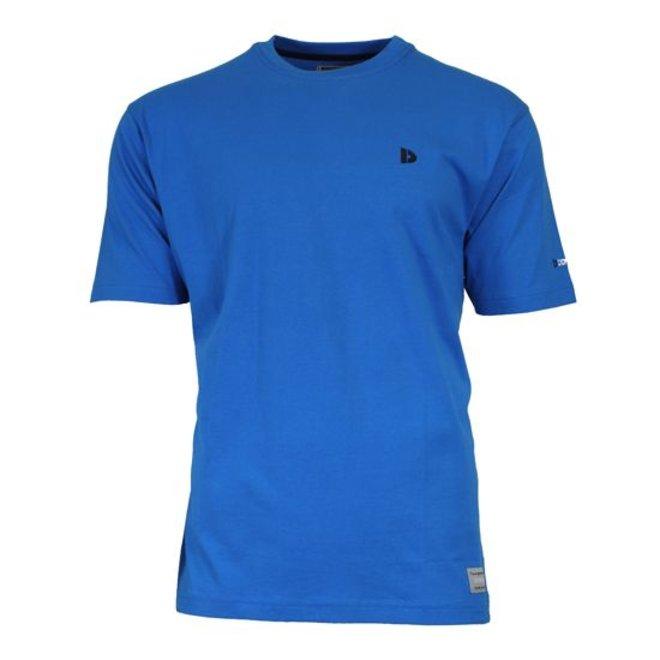 Donnay Heren - T-Shirt Vince - Cobalt