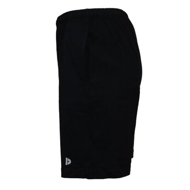 Donnay Heren - Korte joggingbroek Roy - Zwart