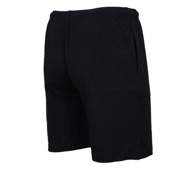 Donnay Korte joggingbroek - Zwart