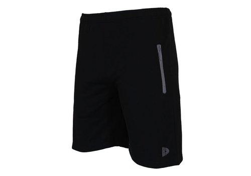 Donnay Donnay Korte joggingbroek - Zwart
