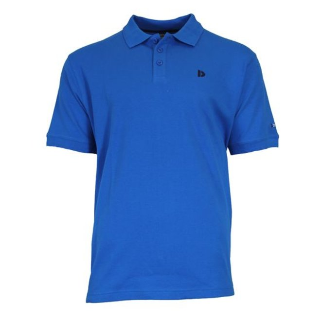 Donnay Heren - Polo shirt Noah - Cobaltblauw