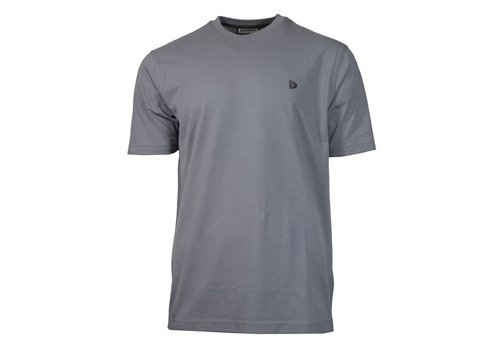 Donnay Donnay T-Shirt Vince - Lichtgrijs