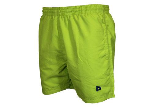 Donnay Donnay kort Sport/zwemshort Toon - Lime Punch