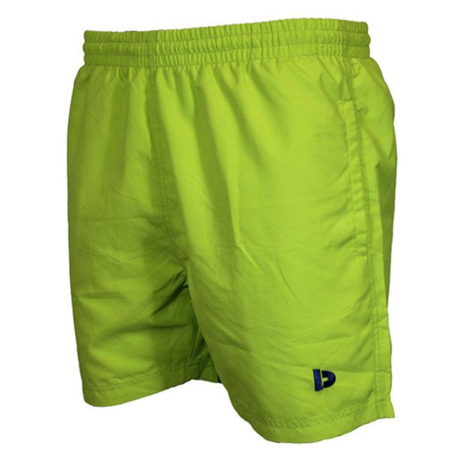 Donnay Heren - Kort Sport/zwemshort Toon - Lime Punch
