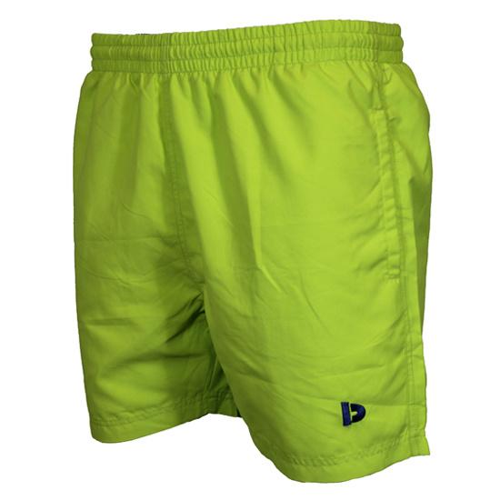 Donnay Donnay Heren - Kort Sport/zwemshort Toon - Lime Punch