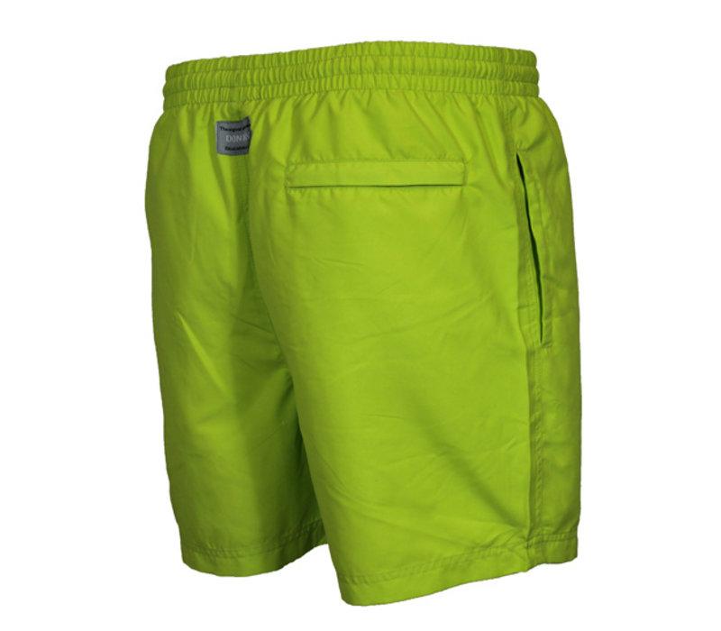 Donnay Sport/zwemshort (kort model) - Lime Punch