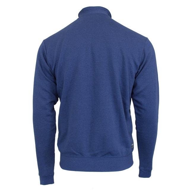 Donnay Heren - Vest met kraag Bryan - Blauw