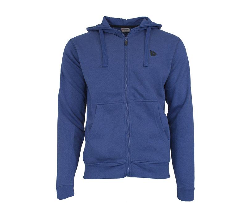 Donnay vest met capuchon - Blauw - NIEUW