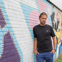 Donnay T-Shirt Vince - Zwart