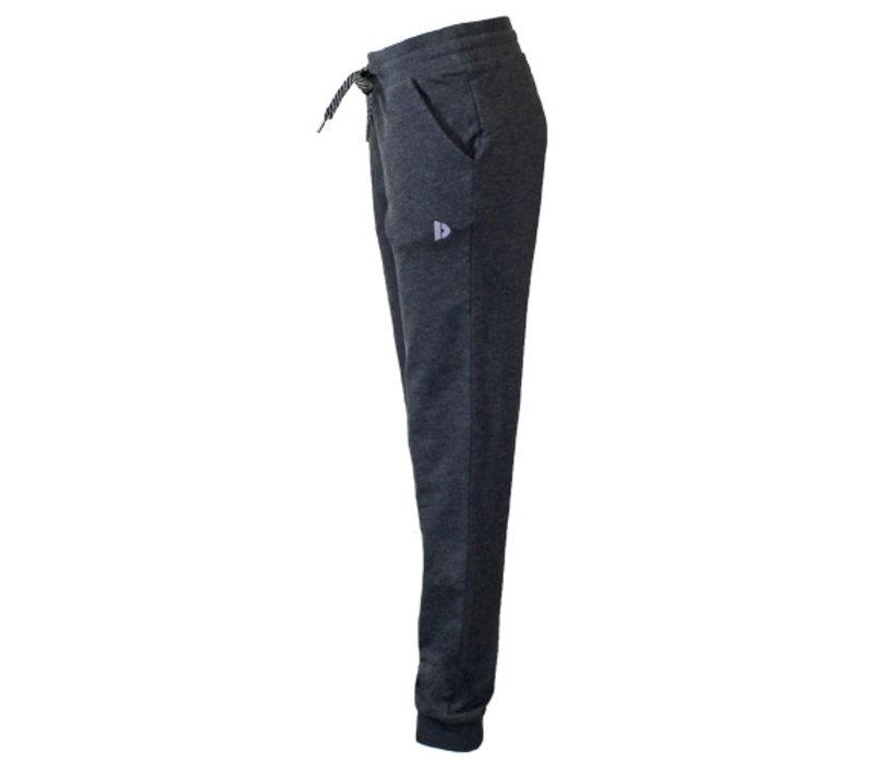 Donnay Joggingbroek met elastiek - Dames - Grijs