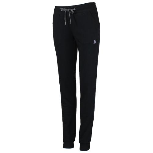 Donnay Donnay Dames - Joggingbroek met elastiek Puck - Zwart