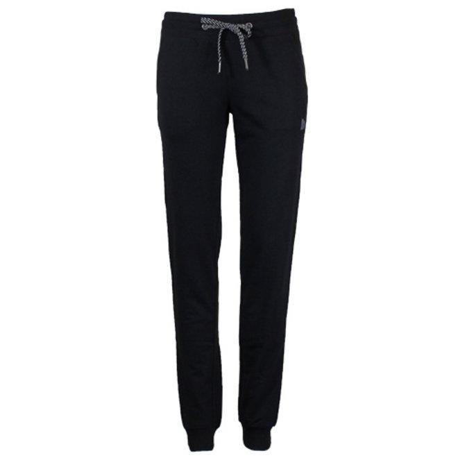 Donnay Dames - Joggingbroek met elastiek Puck - Zwart