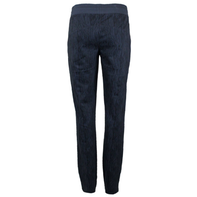 Donnay Dames - Animal joggingbroek - Donkerblauw