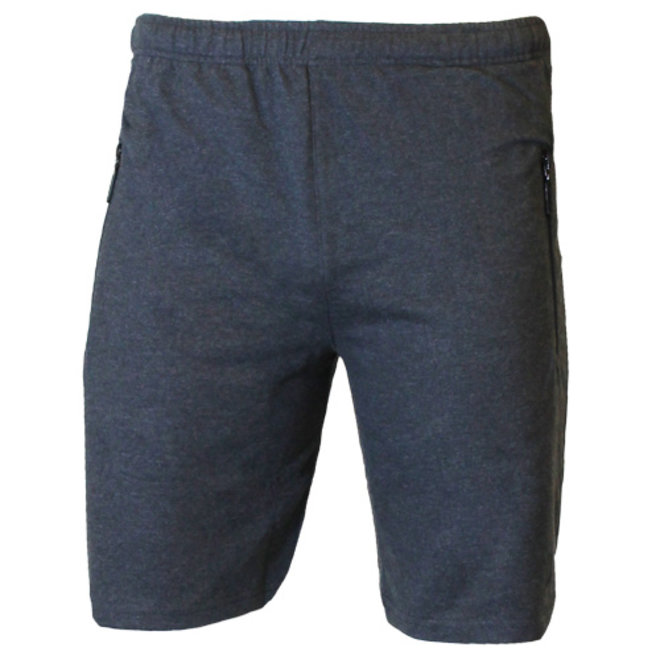 Donnay Heren - Korte joggingbroek Nick - Donkergrijs