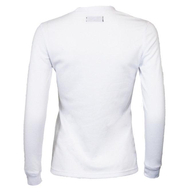 Campri Dames - Thermo shirt lange mouw - Wit