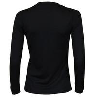 Campri Dames Thermo shirt lange mouw - Zwart