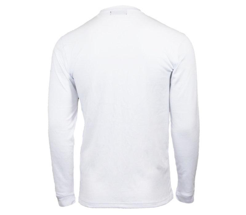 Campri Heren Thermo shirt lange mouw - Wit