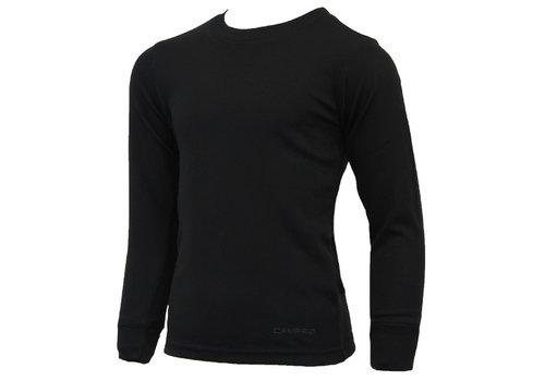 Campri Campri Thermo shirt lange mouw - Zwart