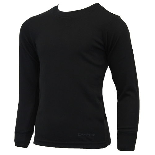Campri Campri Junior - Thermo shirt lange mouw - Zwart