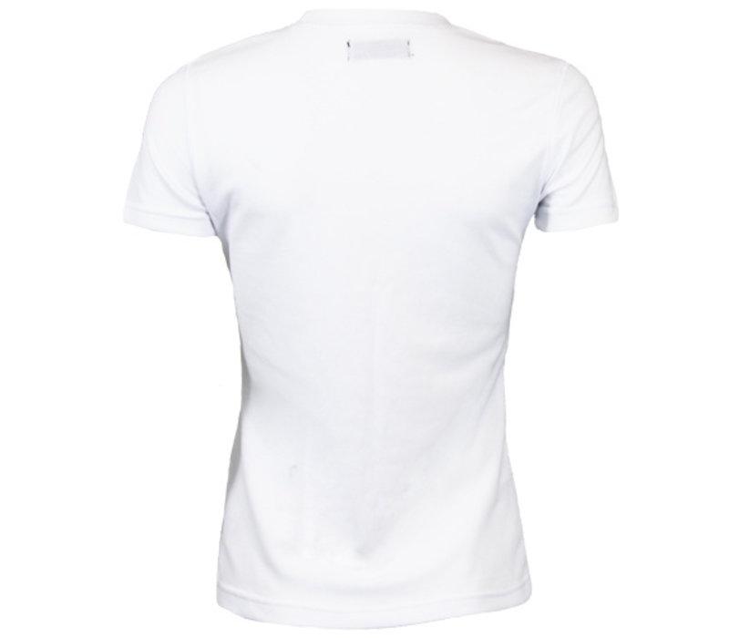 Campri Dames Thermo shirt korte mouw - Wit