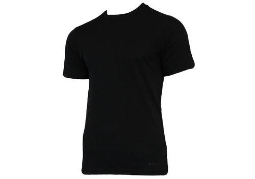 Campri Campri Thermo shirt korte mouw - Zwart