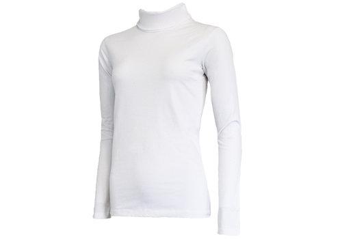 Campri Campri Skipully - shirt met col - Wit