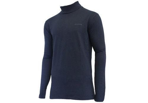 Campri Campri Skipully - shirt met col - Donkerblauw