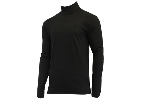 Campri Campri Skipully - shirt met col - Zwart