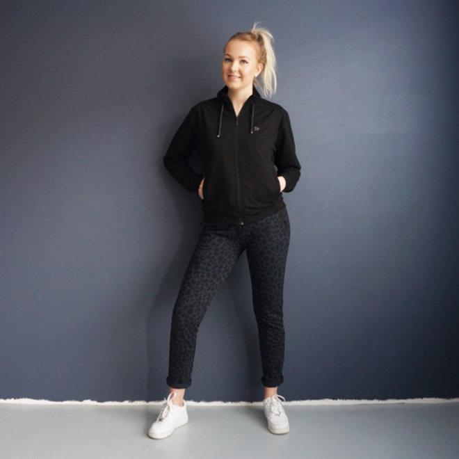 Donnay Dames - Panter joggingbroek - Donkerblauw