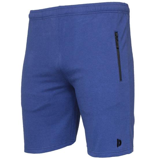 Donnay Donnay Heren - Korte joggingbroek Nick - Blauw