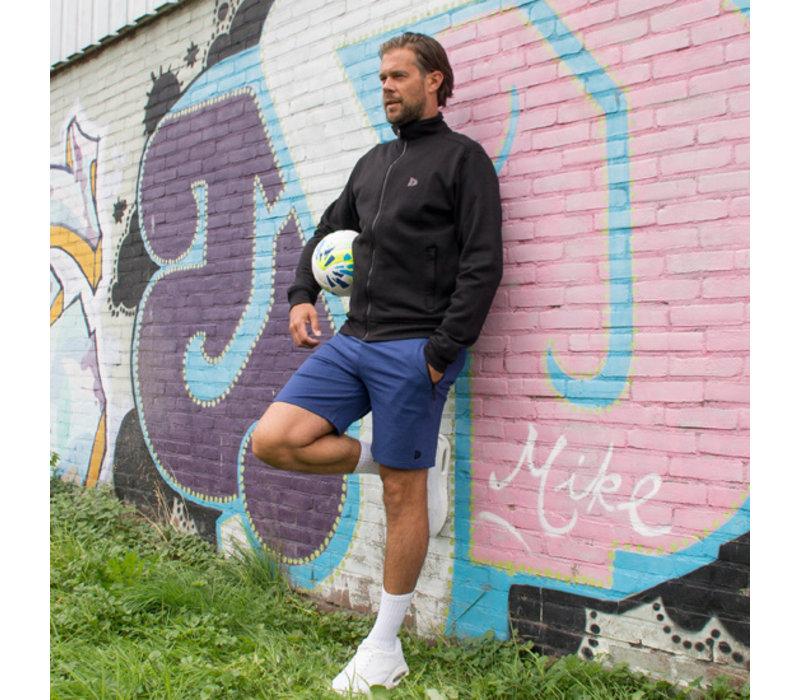 Donnay Korte joggingbroek Nick - Blauw