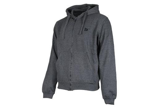 Donnay Donnay vest met capuchon - Donker grijs gemêleerd  - NIEUW