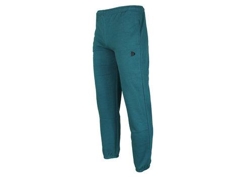 Donnay Donnay Joggingbroek met boord - Donker groen - NIEUW