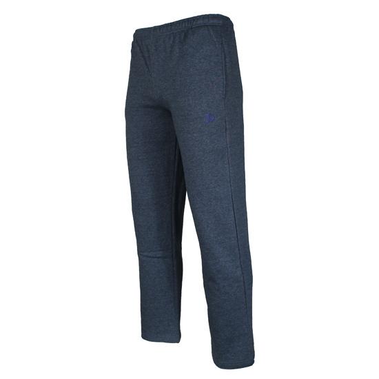 Donnay Donnay Heren - Joggingbroek dunne stof Nigel - Spijkerbroek blauw gemêleerd