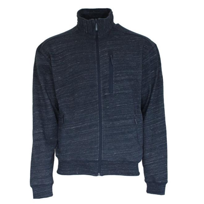 Donnay Heren - Vest - Donker blauw gemêleerd